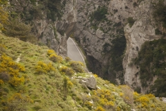 Die Enge der Schlucht - Narrowness of the gorge